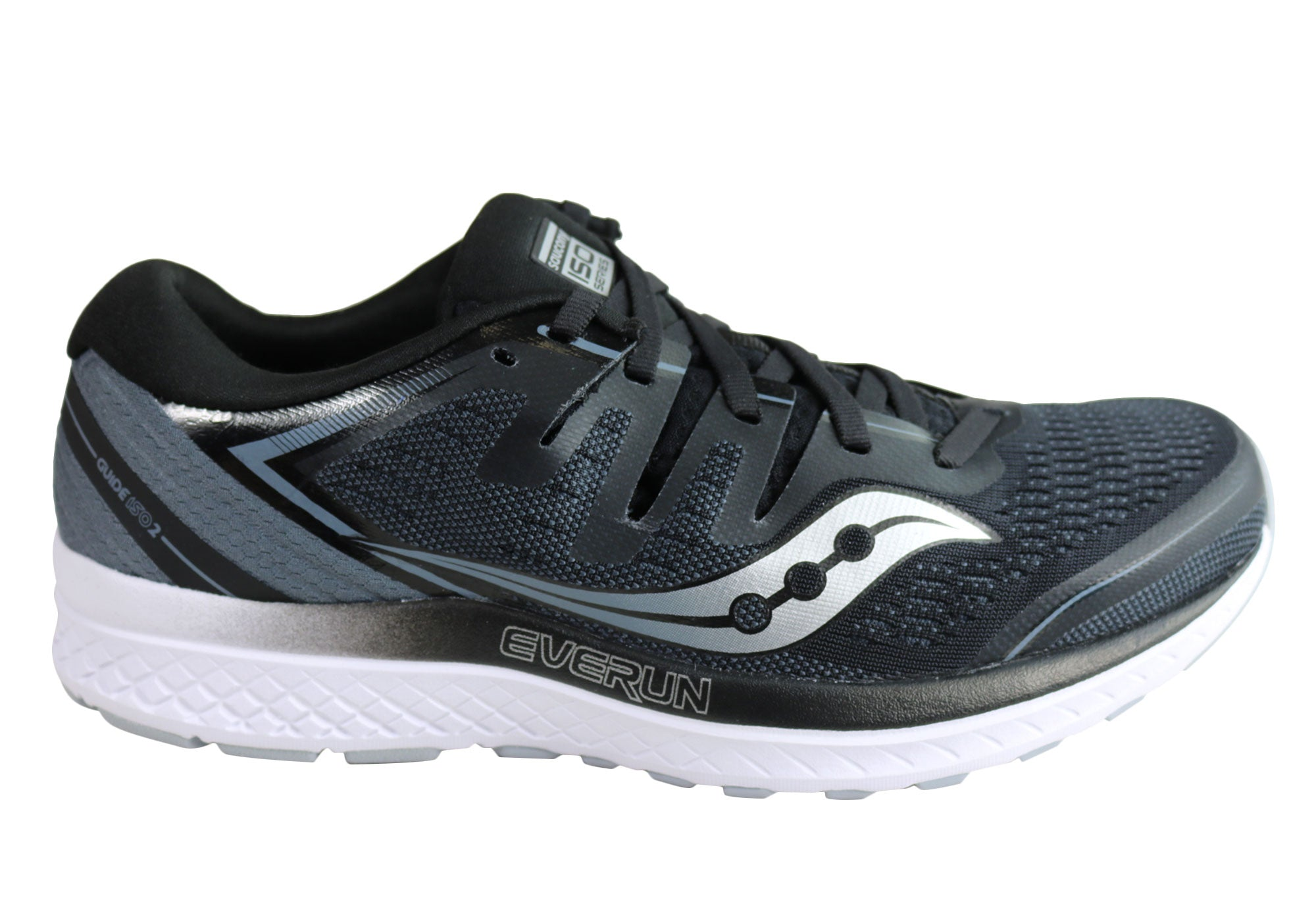 saucony cushioned shoes
