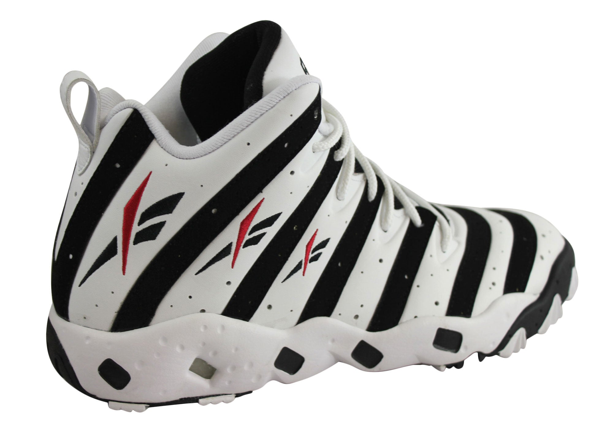 Reebok Tech 90s Train Mens Hi Top/Basketball Shoes