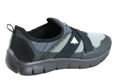 Aerosport Tempo Womens Slip On Memory Foam Comfort Casual Shoes