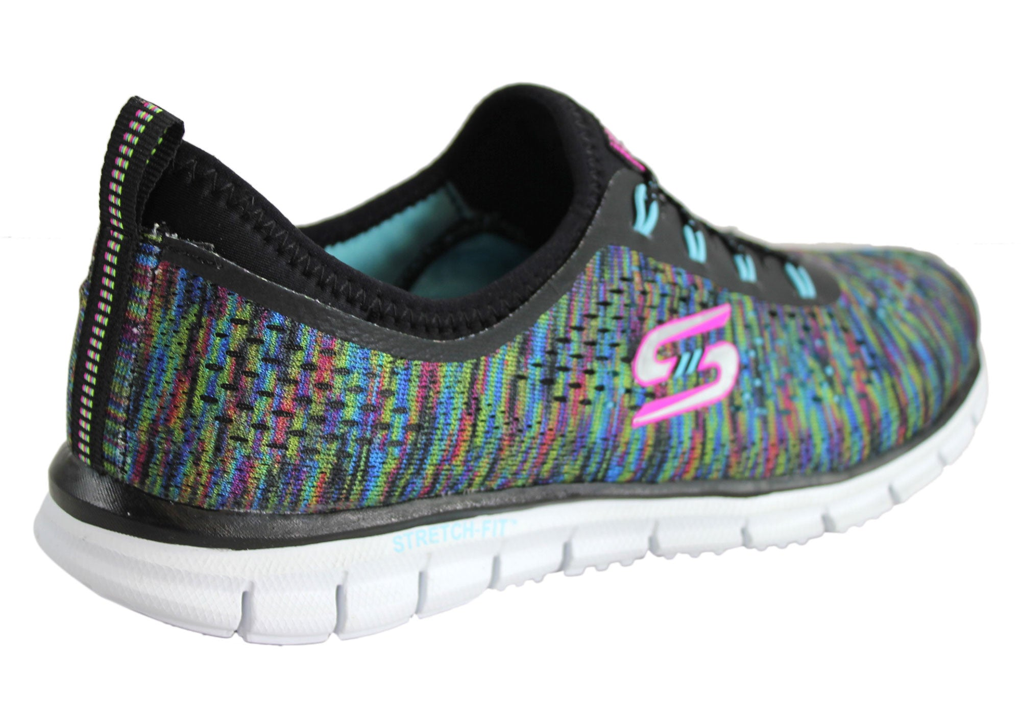 Skechers Glider Deep Space Womens Memory Foam Shoes
