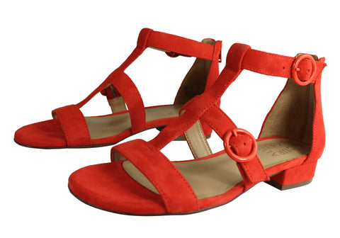Naturalizer Mabel Womens Comfortable Low Heel Sandals   Brand House ... 35512d5e9842