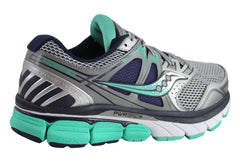 Saucony Redeemer Iso Womens (Wide Width) Running Shoes