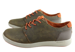 Merrell Freewheel Mens Comfortable Leather Lace Up Casual Shoes
