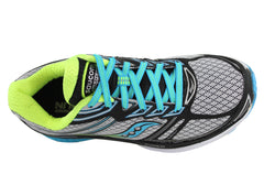 Saucony Guide 9 Womens Cushioned Athletic Shoes (Wide)