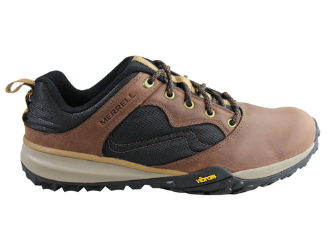 Merrell Mens Comfortable Havoc Wells Durable Lace Up Shoes