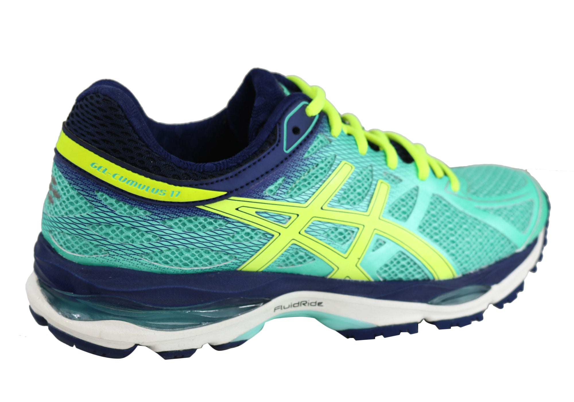 meilleur site web 955e9 5aad0 Asics Gel-Cumulus 17 Womens Cushioned Sport/Running Shoes Narrow Width