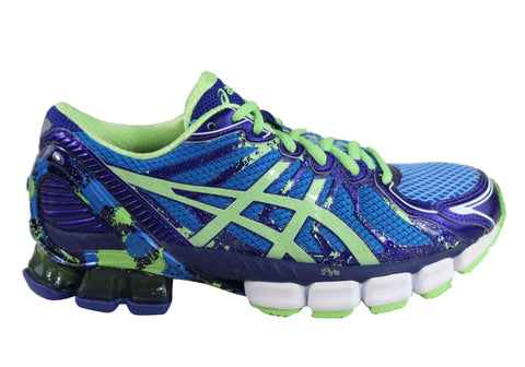 Asics Gel-Sendai 2 Womens Premium Cushioned Sport Running Shoes