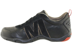 Merrell Scalar Mens Leather Lace Up Casual Shoes