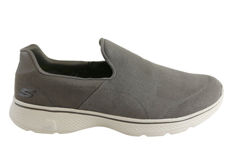 Skechers Mens Go Walk 4 Magnificent Comfortable Casual Shoes