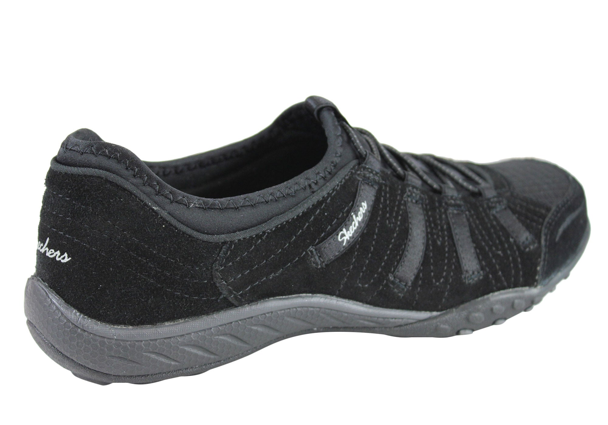 Skechers Breathe Easy Big Bucks Womens Slipon Shoes