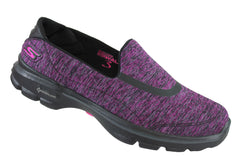 Skechers Go Walk 3 Force Womens Comfortable Shoes