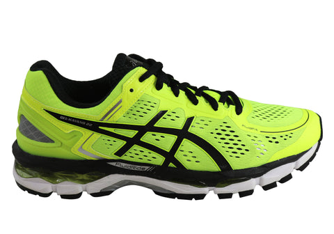 Asics Gel-Kayano 22 Mens Premium Cushioned Running Shoes Sports