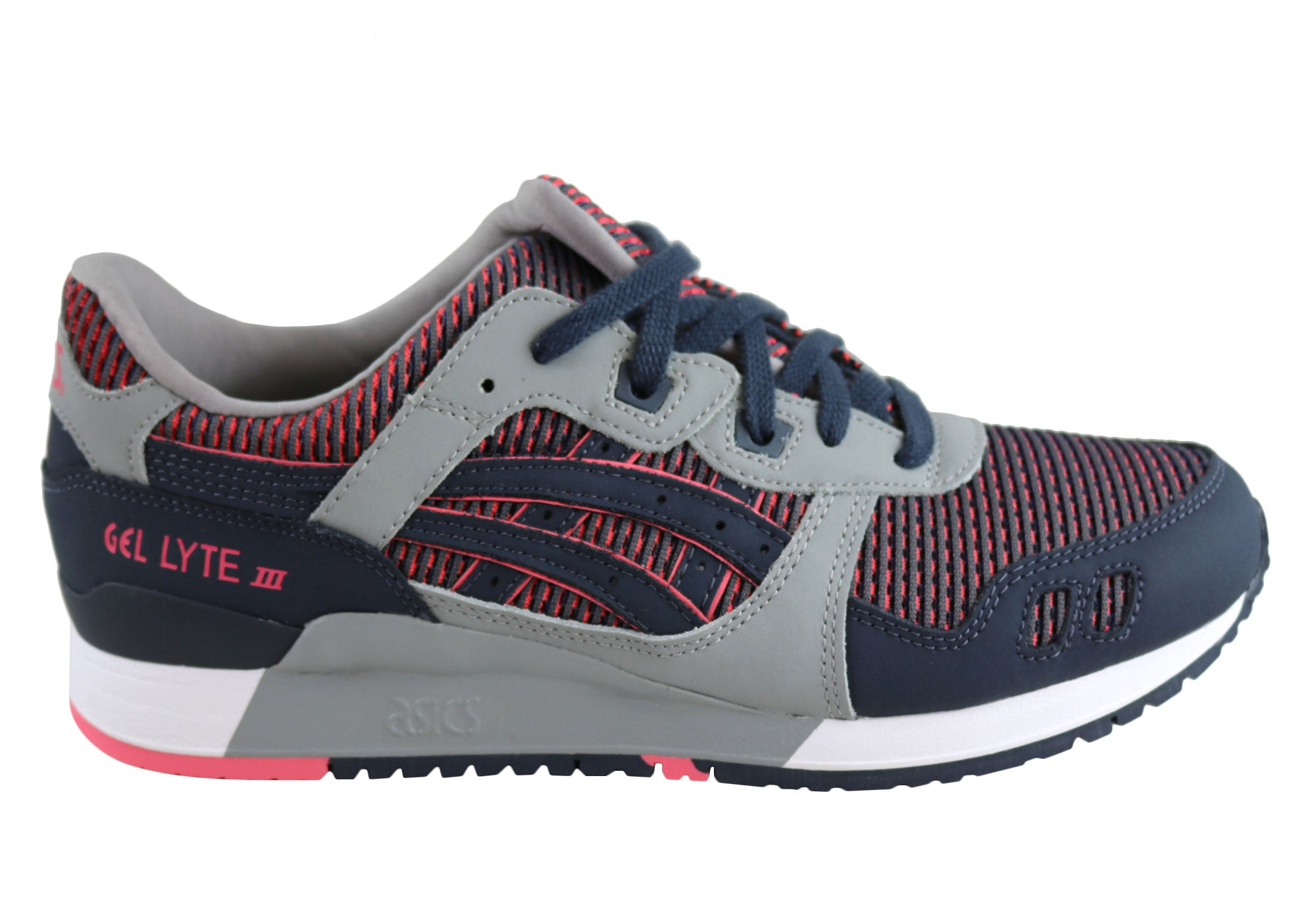 Asics Gel Lyte III Mens Casual Lace Up Trainers Sport Shoes