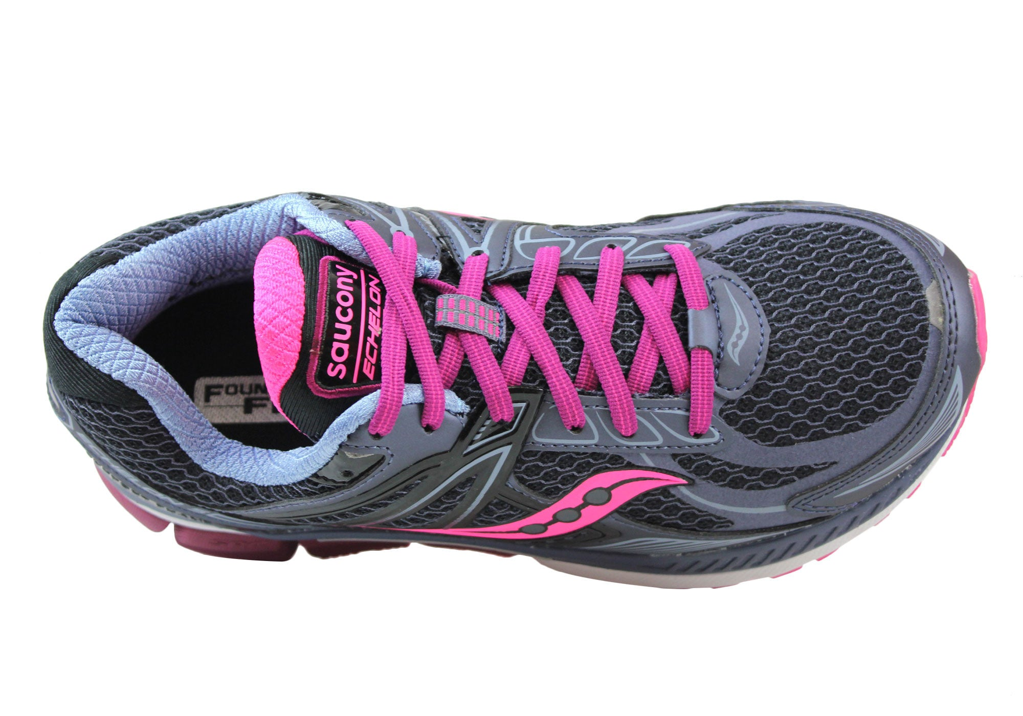 Saucony Echeleon 5 Womens (Wide Fitting) Running/Sport Shoes