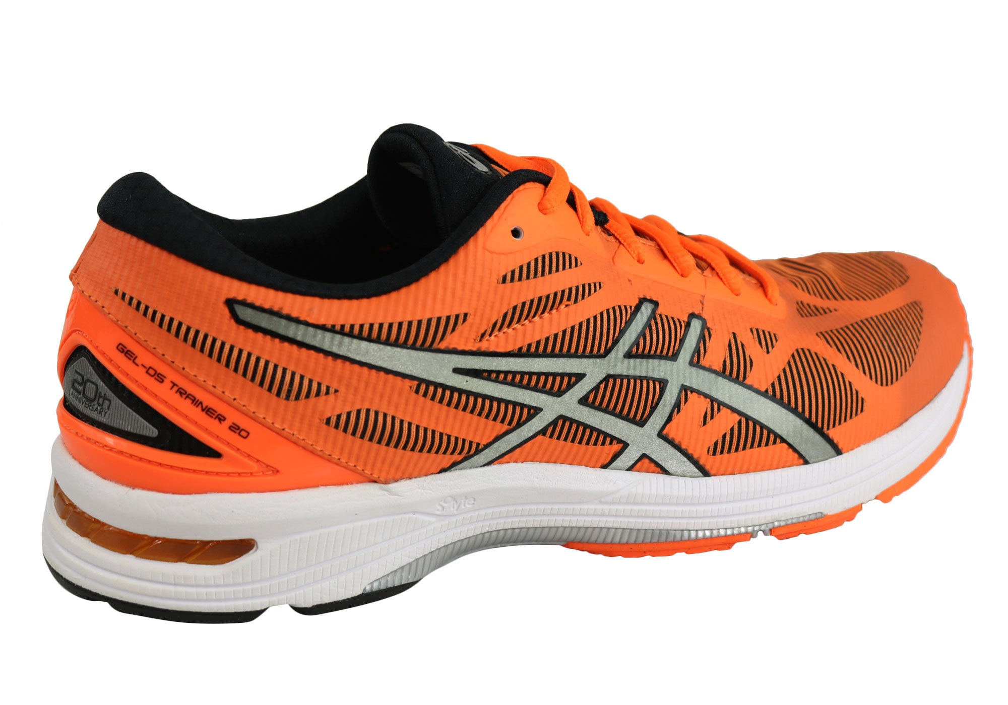 release date f0321 2283e Asics Mens Gel-Ds Trainer 20 Cushioned Comfortable Trainers ...