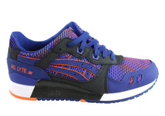 Asics Gel-Lyte III Mens Casual Lace Up Trainers Sport Shoes