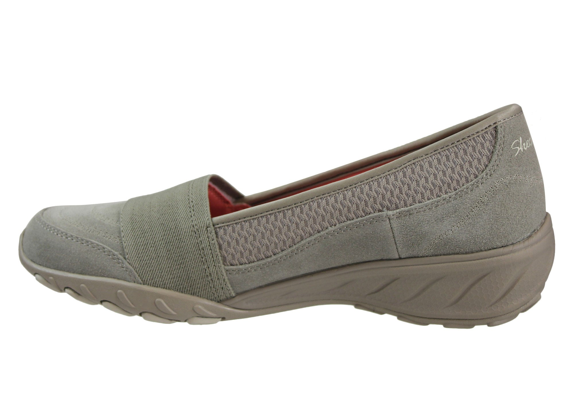 Skechers Savvy Womens Relaxed Fit Memory Foam Shoes