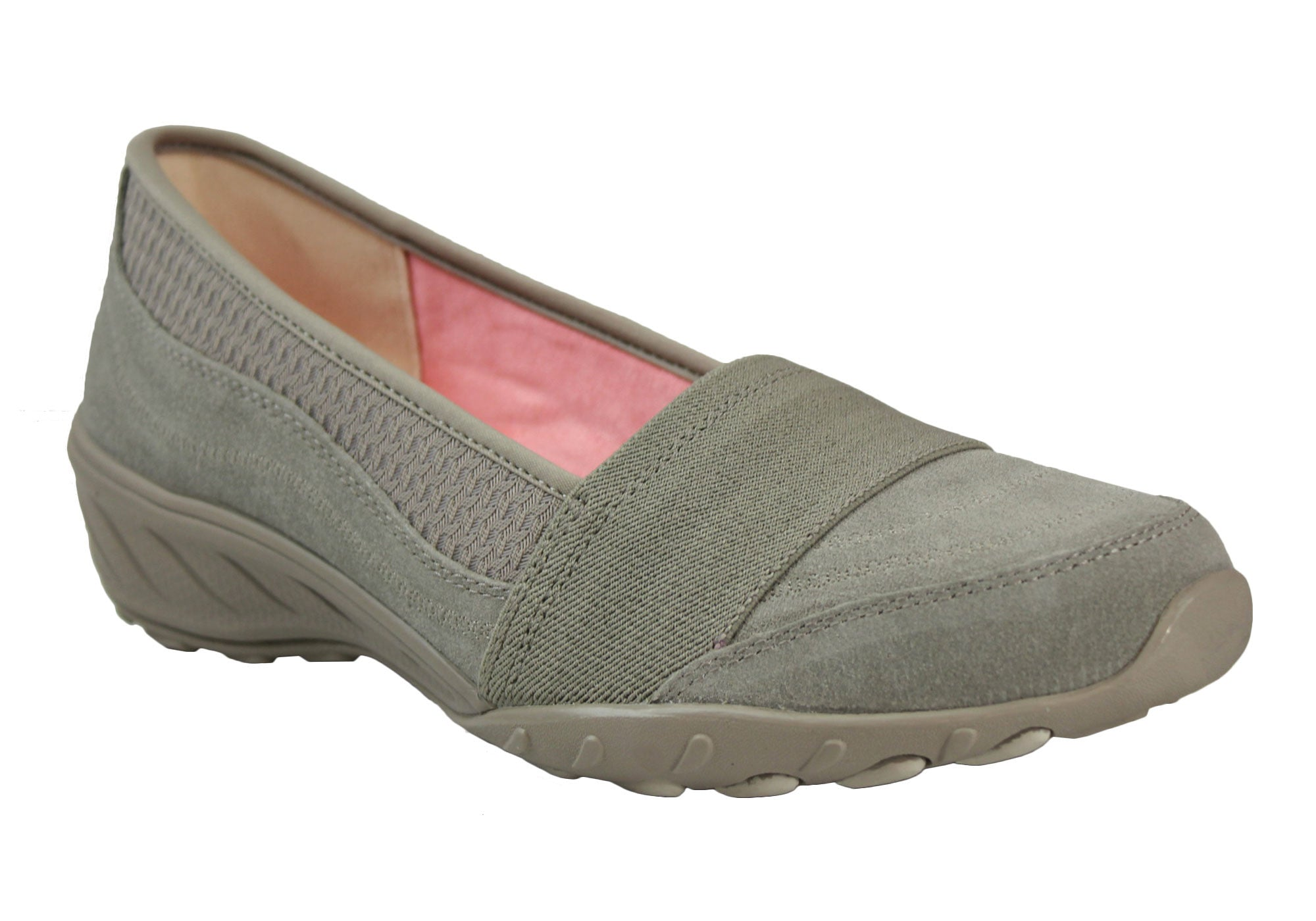 Skechers Savvy Womens Relaxed Fit Memory Foam Casual Shoes ...
