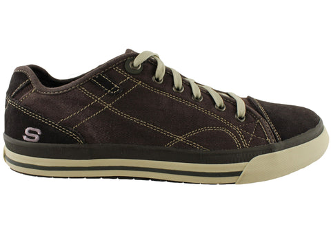 Skechers Diamondback Levin Mens Comfort Fashion Sneakers