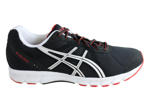 Asics Mens Rush33 Comfortable Lace Up Athletic Shoes