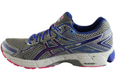 Asics GT-1000 2 Womens Cushioned Running Shoes