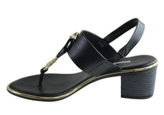 Donna Velenta By Beira Rio Milly Womens Comfortable Low Heel Sandals