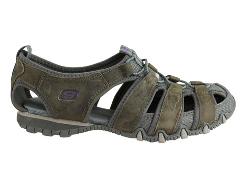 Skechers Relaxed Fit Bikers Ranger Womens Comfort Sandals