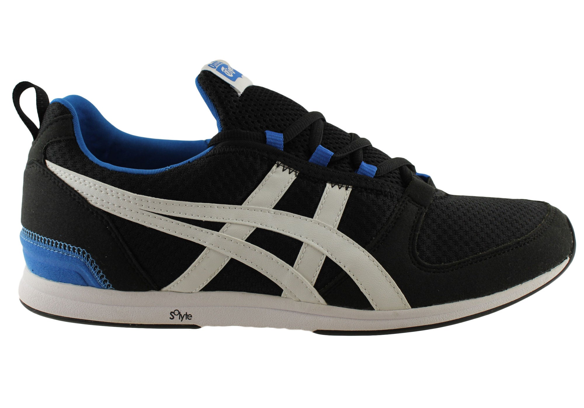 low priced 4b57d 23a6c Asics Onitsuka Tiger Ult-Racer Mens Casual Shoes