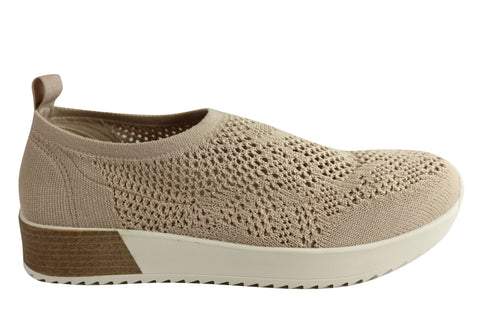 Donna Velenta By Modare Pia Womens Cushioned Comfortable Casual Shoes
