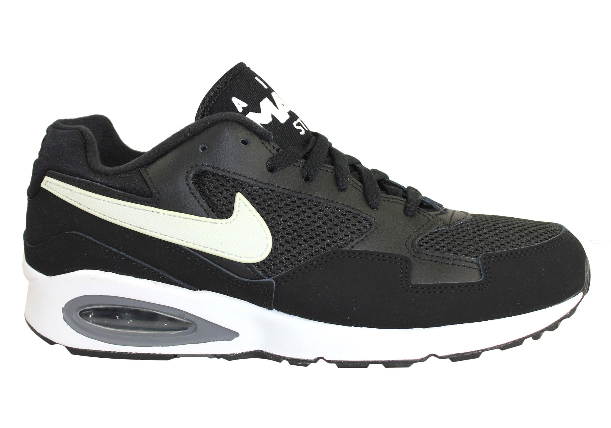 807c6f330f89 Nike Air Max ST Mens Running Sport Shoes