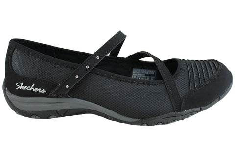 Skechers Womens Inspired-Luster Classic Mary Jane Shoes