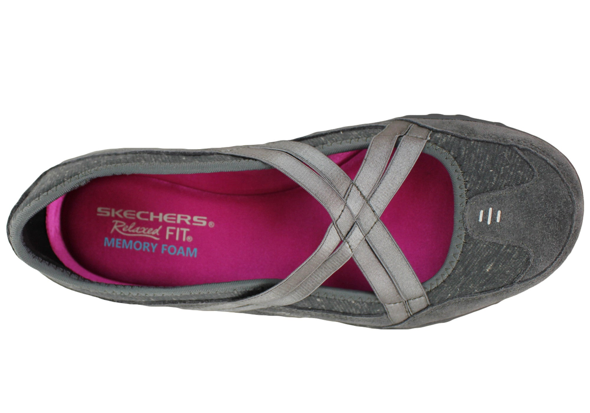 Skechers Breathe Easy Lay Low Womens Comfort/Walking Shoes