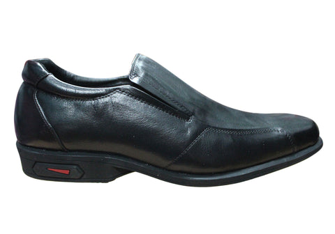 Florence Maurice Mens Leather Comfort Dress Shoes
