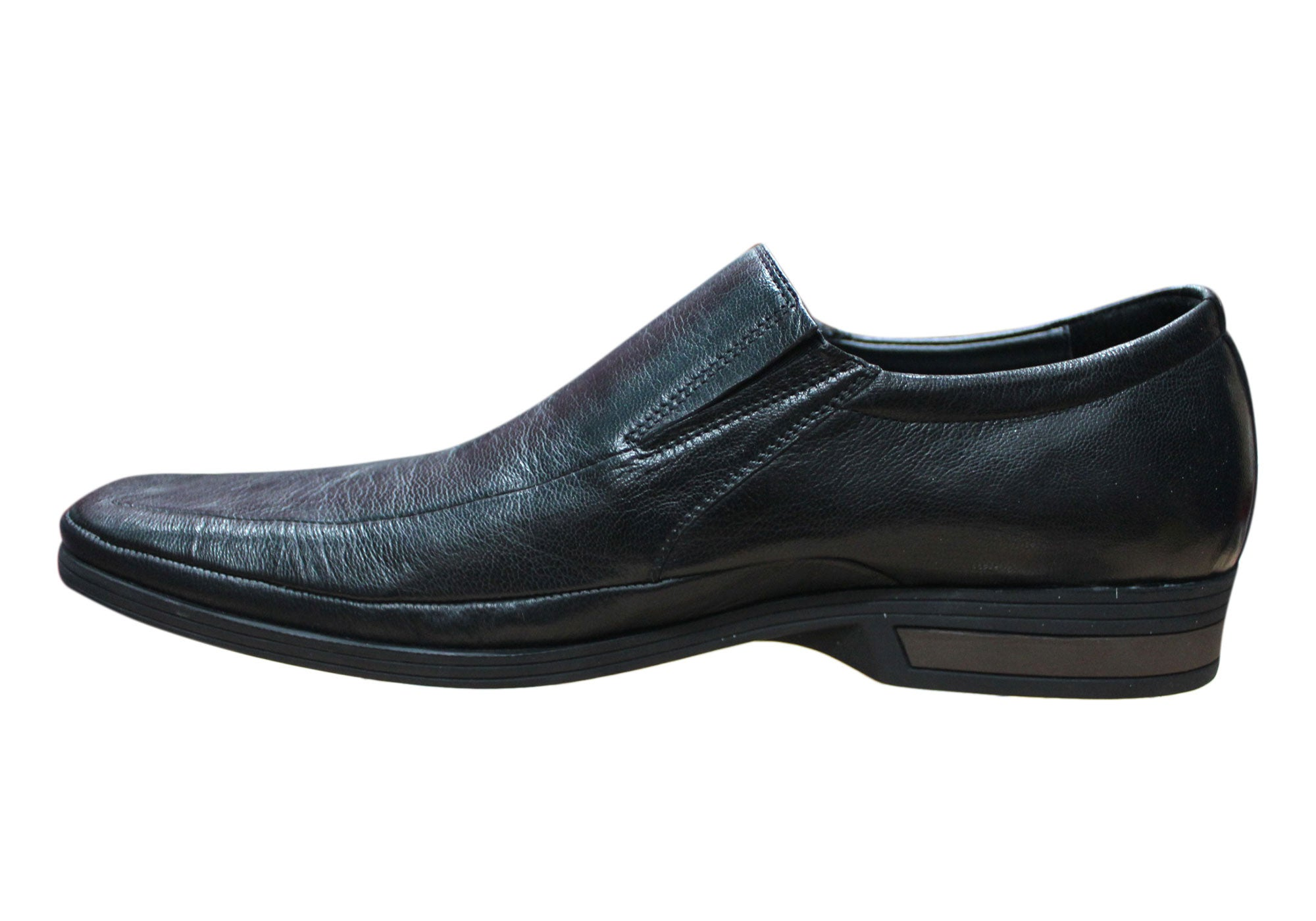 Florence Cameron Mens Leather Comfort Dress Shoes