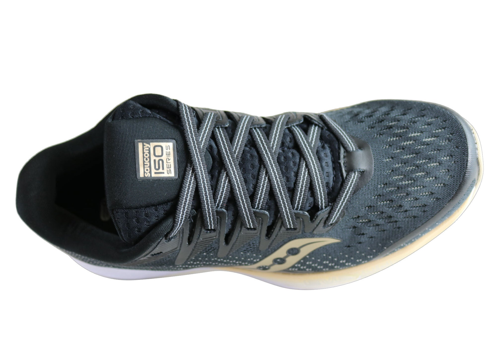 a5db8dd3 Details about Saucony Womens Ride Iso 2 Comfortable Athletic Running Shoes  - ShopShoesAU