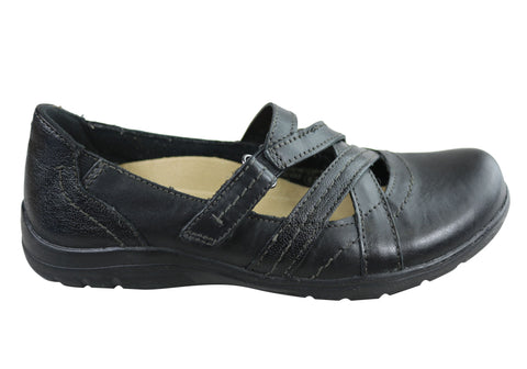 Planet Shoes Chester Womens Comfortable Shoes With Arch Support