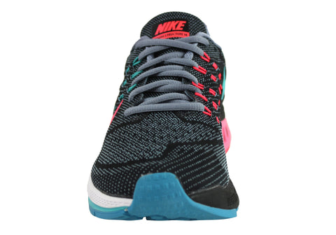 9fef138ca9d Nike Air Zoom Structure 18 Womens Premium Cushioned Running Shoes ...