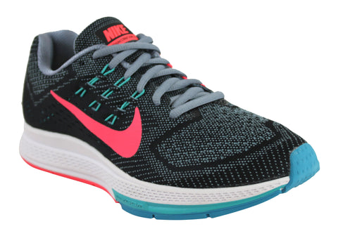 factory price d85b3 48312 Nike Air Zoom Structure 18 Womens Premium Cushioned Running Shoes