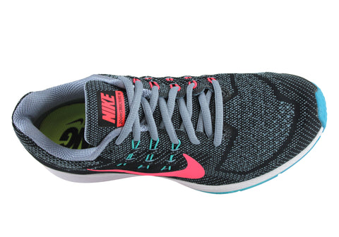 3f6ee65bbb384 Nike Air Zoom Structure 18 Womens Premium Cushioned Running Shoes ...