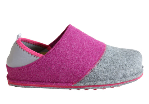 Scholl Bioprint Spell Womens Comfortable Supportive Spanish Slippers