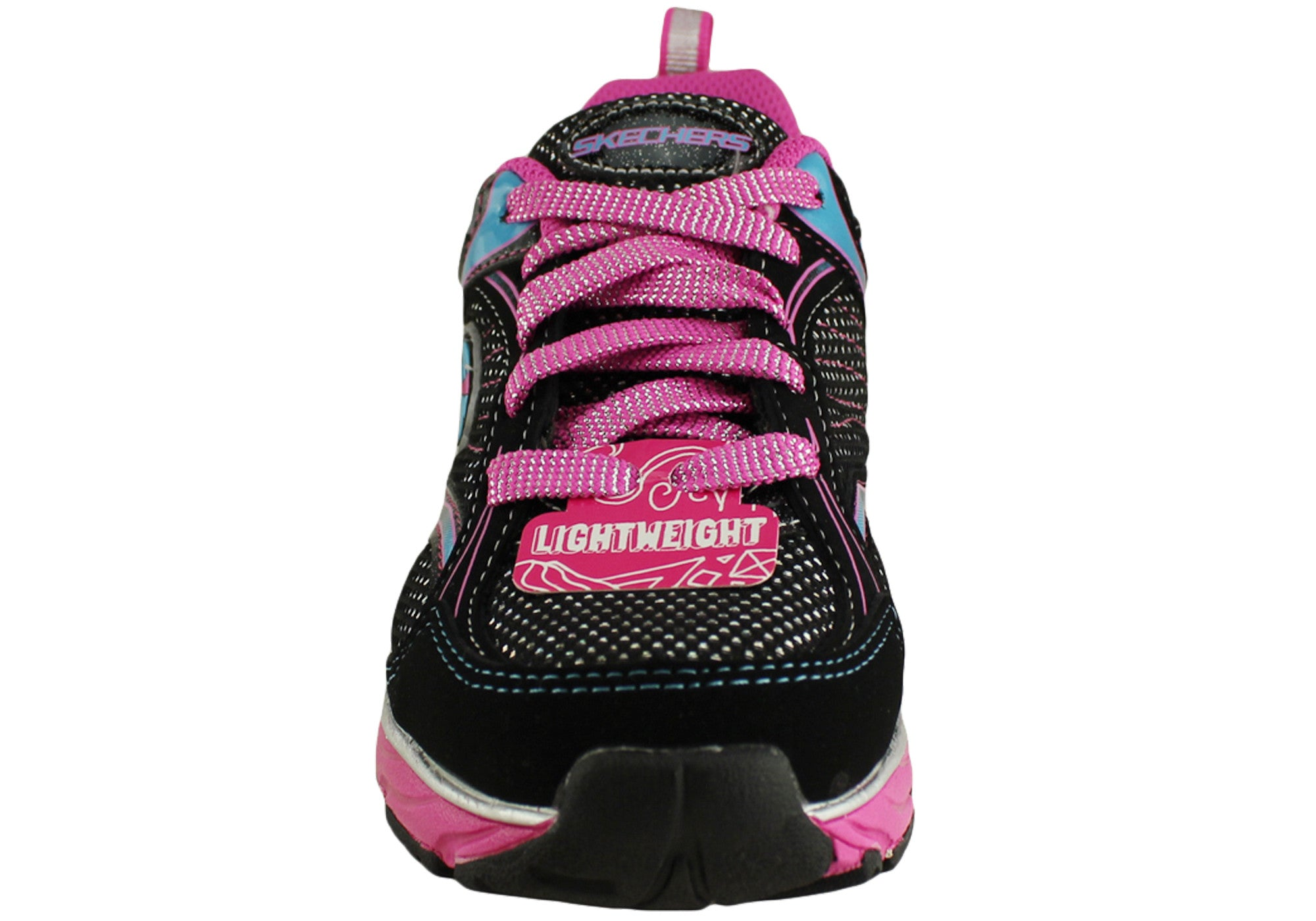 Skechers Lite Swirlz Kids Sports/Casual Shoes