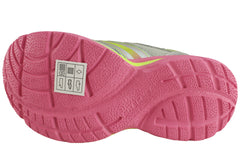 Skechers Girls Lite Kicks Sprinterz Kids Sneakers Sport Shoes
