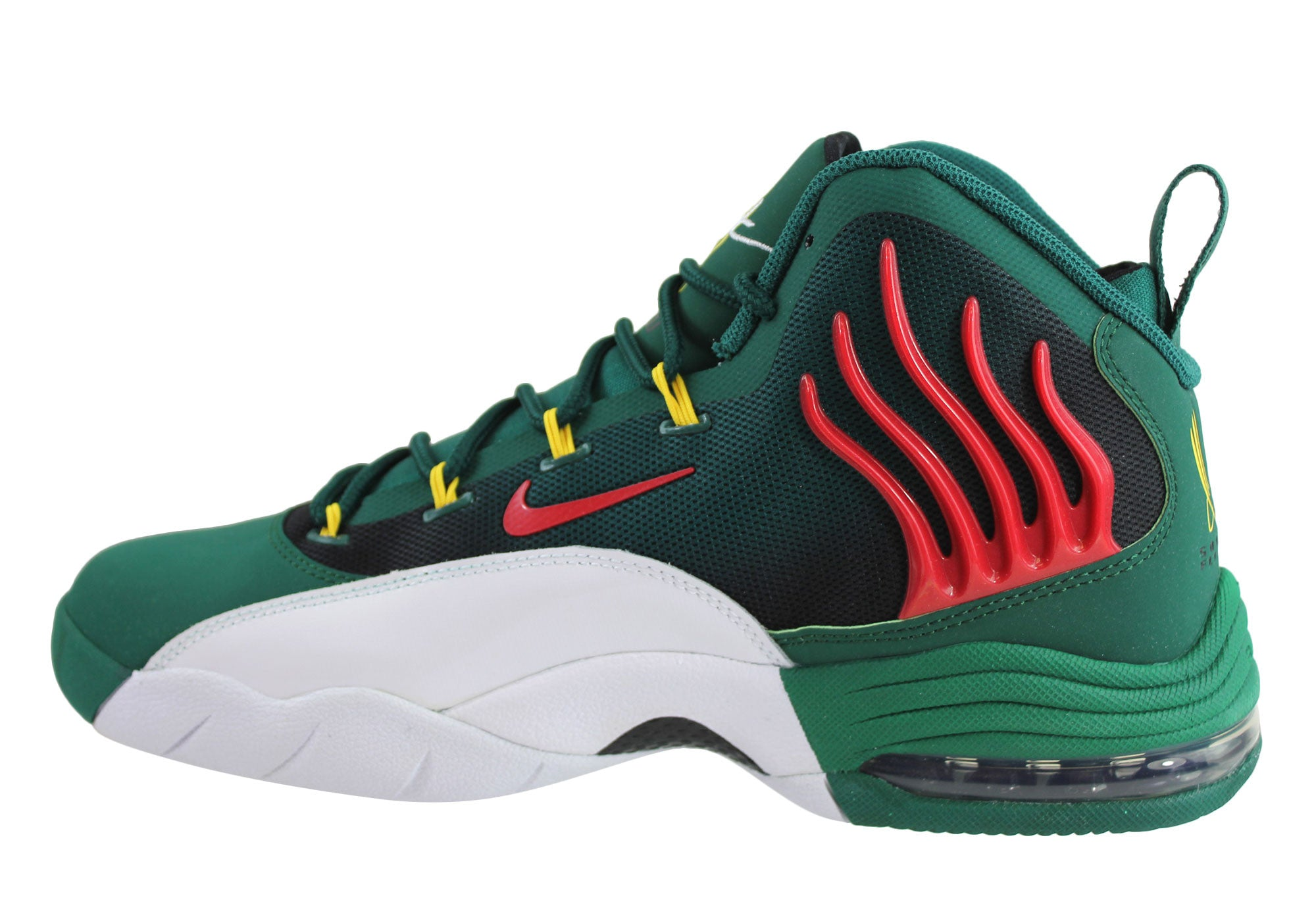 Nike Sonic Flight Basketball Boots Hi Tops