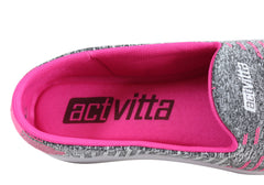 Actvitta Etty Womens Comfortable Cushioned Casual Shoes Made In Brazil