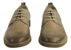 Julius Marlow Knick Mens Leather Lace Up Shoes