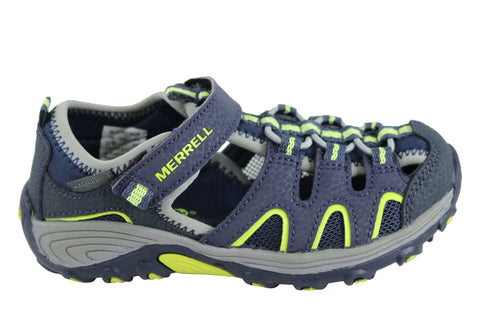 Merrell Kids Comfortable Hydro H20 Sandals For Boys