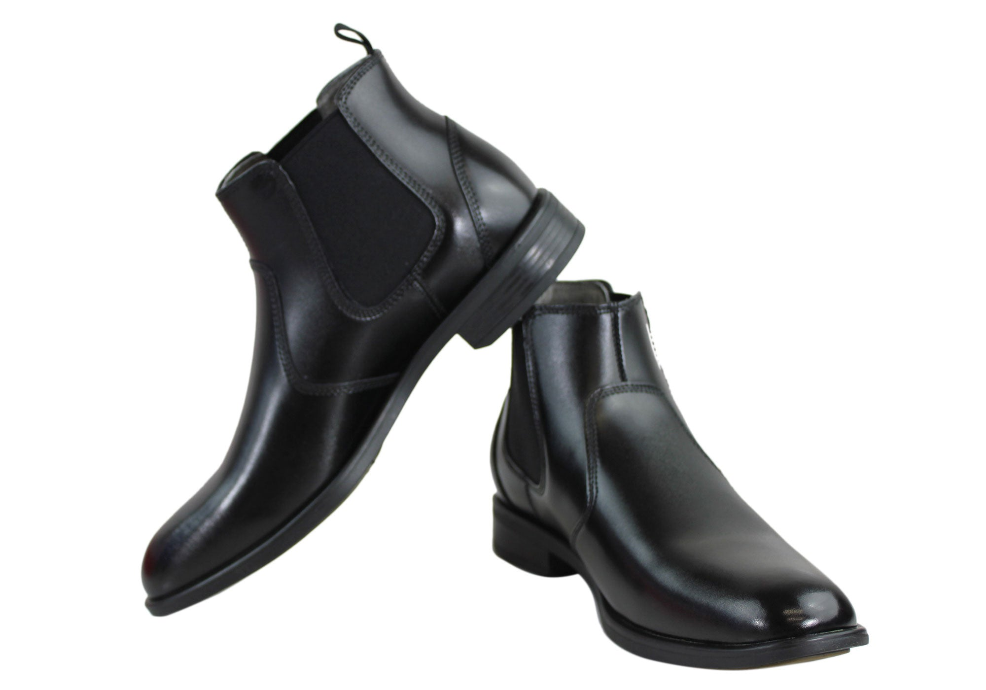 Julius Marlow Explain Mens Leather Dress Boots