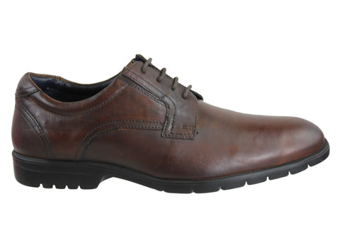 Julius Marlow Perth Mens Leather O2 Motion Comfort Shoes