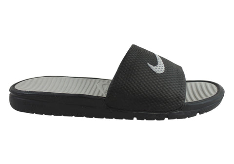 Nike Mens Benassi Solarsoft Comfortable Slides/Sandals