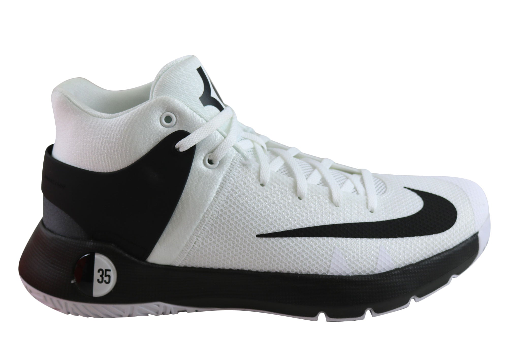 2bb99c05292 Home Nike Kd Trey 5 Iv Tb Mens Cushioned Kevin Durant Basketball Shoes.  White Black ...